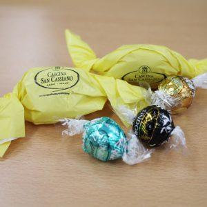 イタリアのお菓子