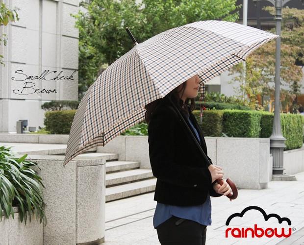 rainbow長傘 メンズ ワンタッチ