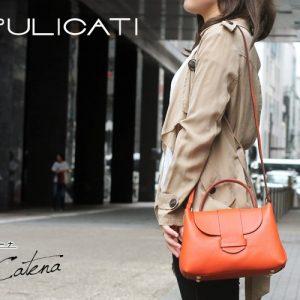 PULICATI(プリカッティ) ハンドバッグ 2way