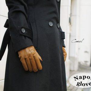 カシミヤライニング メンズ グローブ 手袋