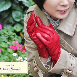 アントニオムローロ 手袋 グローブ 羊革
