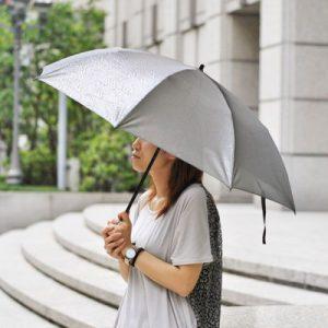 スパッタリング 遮光 日傘 折りたたみ
