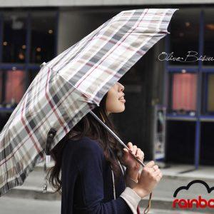 イタリアワンタッチ自動開閉式 折りたたみ傘