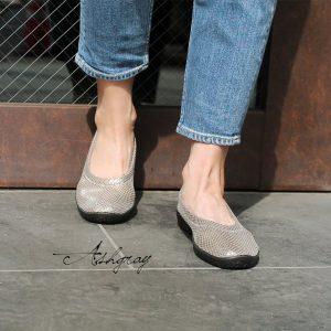 バレエパンプス アルコペディコ バレエシューズ 靴 レディース レディス 歩きやすい バレリーナ リザード1 LIZARD1 L'ライン