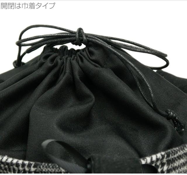 【CarronSelect】フリルハンドルチェックトートバッグ<カレン>  詳細