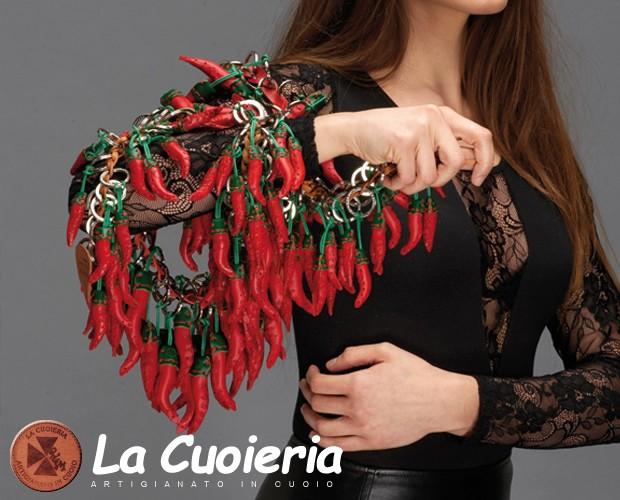 La Cuoieria ペペロンチーノ