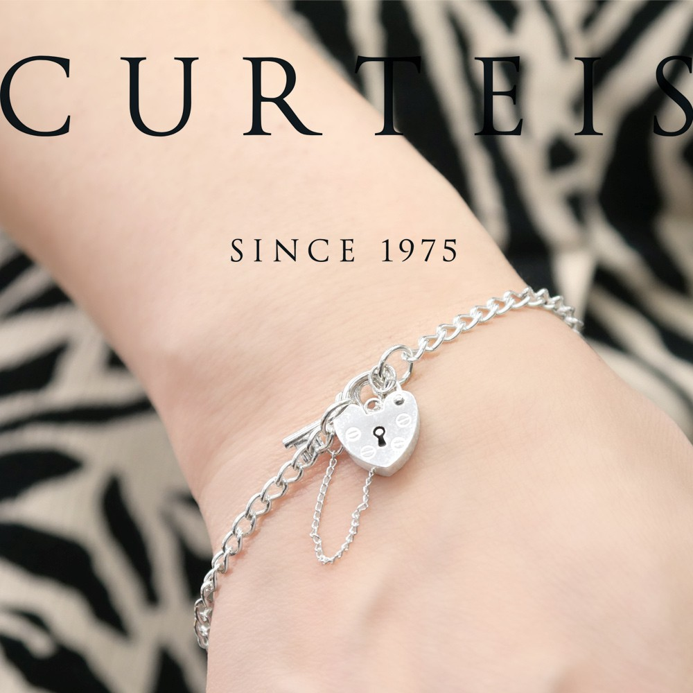 【Curteis】英国製ブレスレット