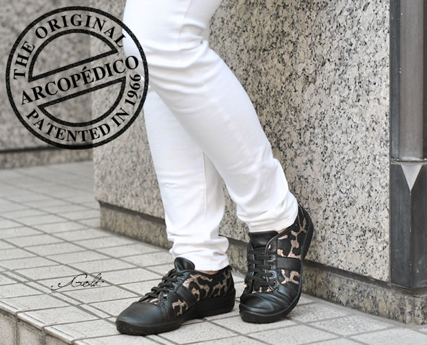 【ARCOPEDICO(アルコペディコ)】スニーカー LETA(リタ)