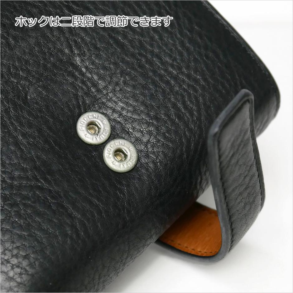 イタリア名門タンナー社製カラフルレザーアコーディオン型財布<IL RICCA> 詳細