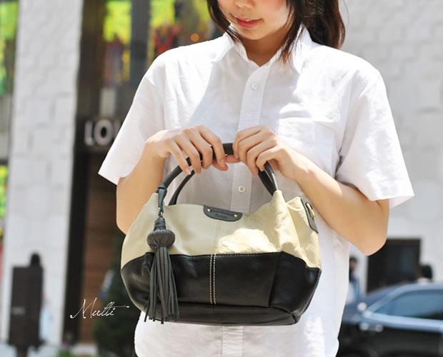 【Anti-Forme Design】バルーンミニトートバッグ