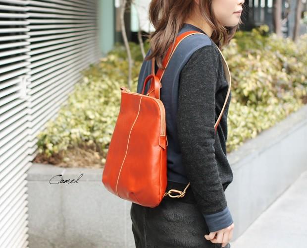 ラウンドファスナー 日本製 バックパック