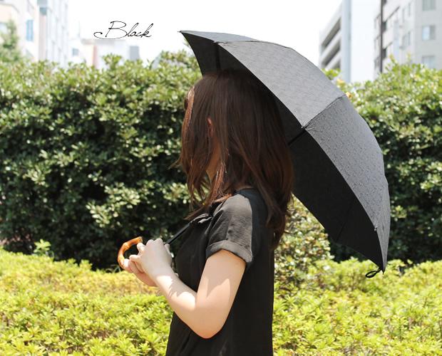 【Nouvel Japonais】エンブロイダリーレース折りたたみ日傘