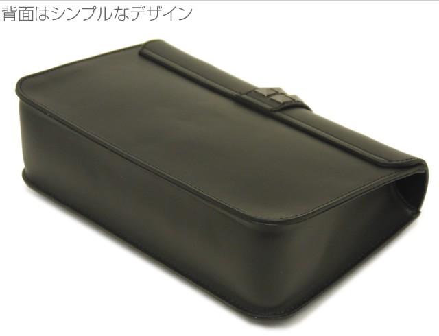 【PULICATI】スムースレザーチェーンショルダーエンベロープバッグ<イサベル> 詳細