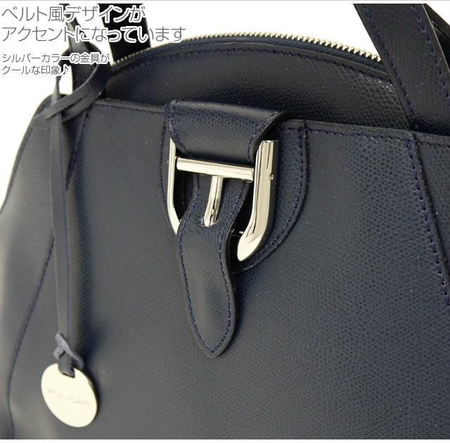 【PULICATI】型押しカーフレザー2wayテリーヌバッグ<アメリータ> 詳細