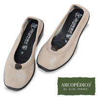 ARCOPEDICOのBALLERINA リラックスライン パンプス