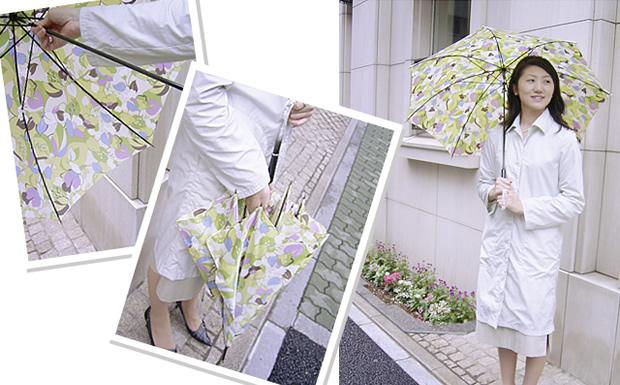江戸職人の傘