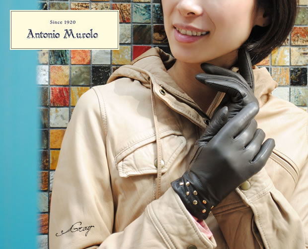 レディース 革手袋