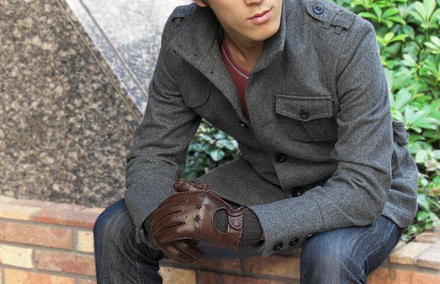 ドライビンググローブ・革手袋