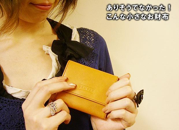 フランス製革財布